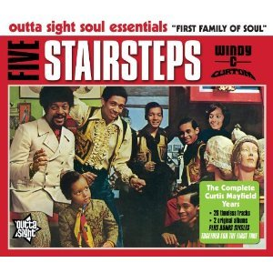 FIVE STAIRSTEPS - COMPLETE CURTIS MAYFIELD YEARS [IMPORT] (CD)