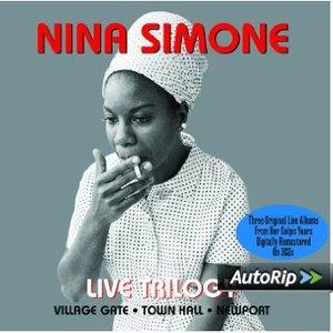 NINA SIMONE - LIVE TRILOGY -3CD (CD)