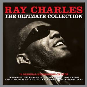RAY CHARLES - THE ULTIMATE COLLECTION (CD)