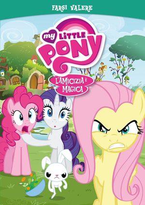 MY LITTLE PONY - STAGIONE 02 #04 (DVD)