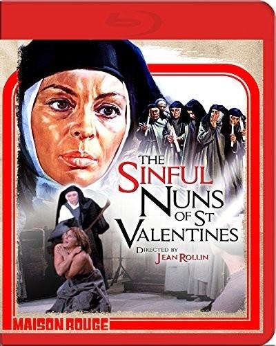 THE SINFUL NUNS OF ST VALENTINE [EDIZIONE: REGNO UNITO]