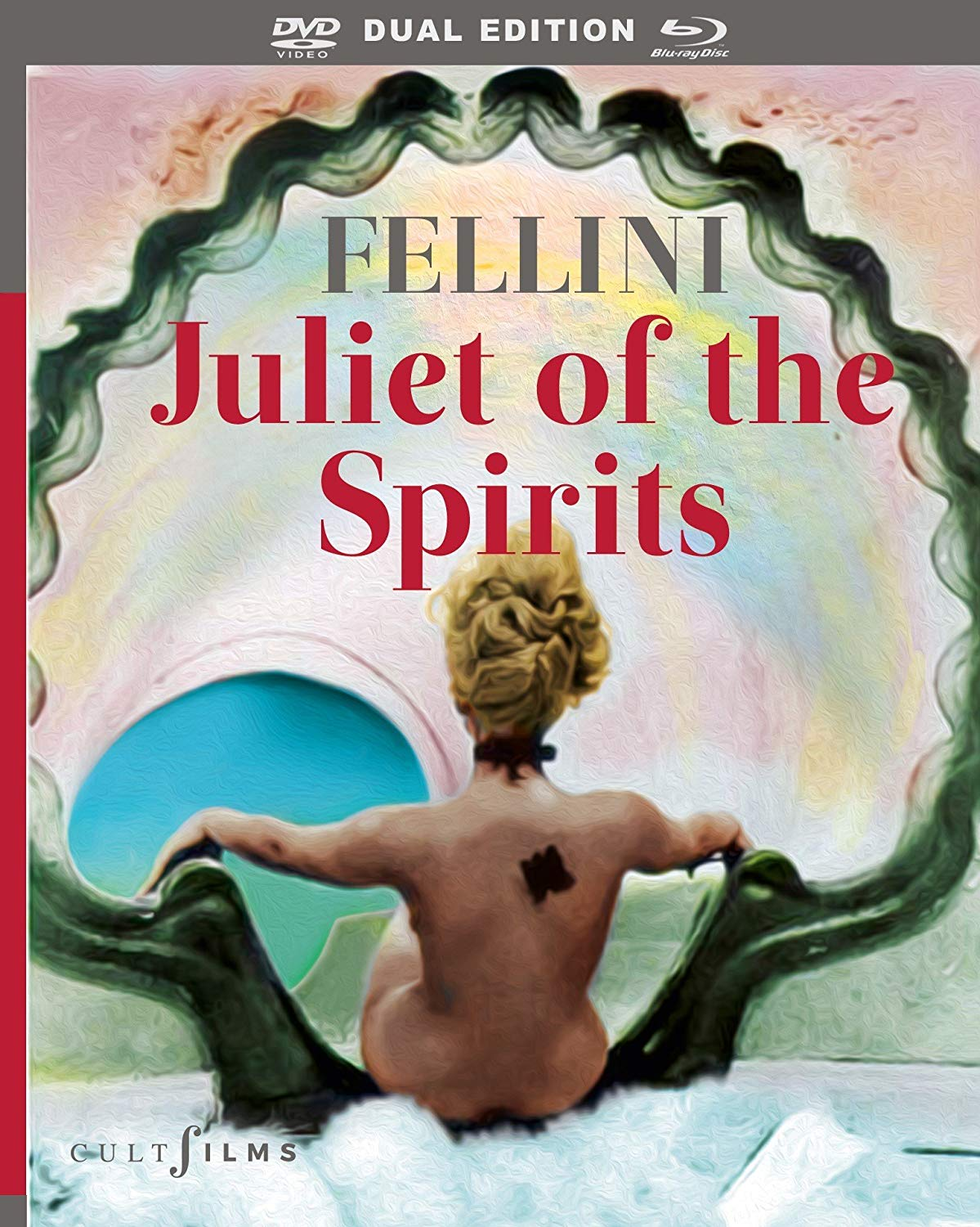 JULIET OF THE SPIRITS (LIMITED EDITION) (BLU-RAY+DVD) [EDIZIONE: