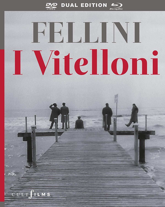 I VITELLONI (LIMITED EDITION) (BLU-RAY+DVD)) [EDIZIONE: REGNO UN