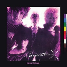 GENERATION X - GENERATION X (DELUXE EDITION) 2CD (CD)