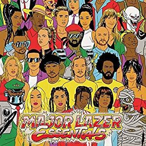 MAJOR LAZER - ESSENTIALS (2 CD) (CD)