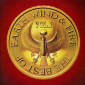 EARTH WIND & FIRE - THE BEST OF VOL.1 (CD)