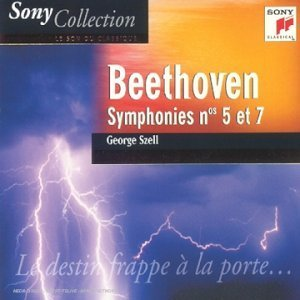 BEETHOVEN: SONY COLLECTION SIN.N. 5 E 7 (CD)