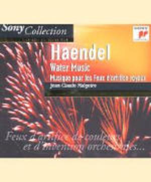 HANDEL WATER MUSIC (CD)