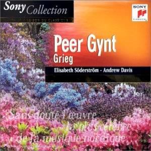 GRIEG: GRIEG PEER GYNT (CD)