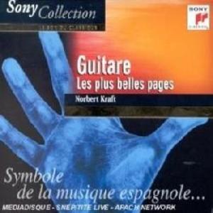 CAPOLAVORI PER CHITARRA SONY COLLECTION (CD)