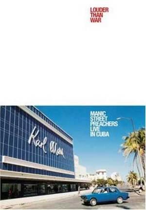 MANIC STREET PREACHERS LIVE IN CUBA (DVD)