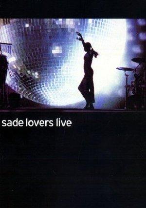 SADE LOVERS LIVE (DVD)