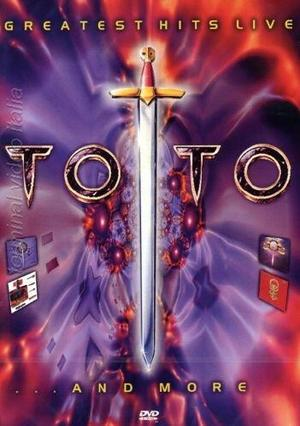 TOTO - GREATEST HITS LIVE... AND MORE (DVD)