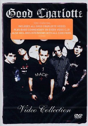 GOOD CHARLOTTE VIDEO COLLECTION 00-03 (DVD)