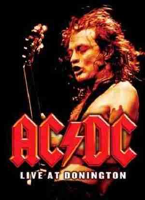 AC/DC LIVE AT DONINGTON (DVD)