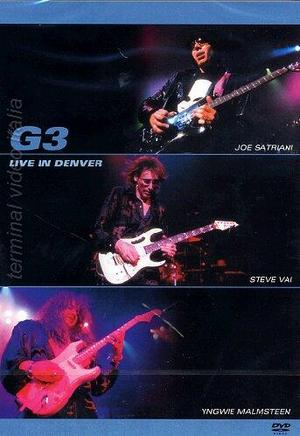 G3 LIVE IN DENVER (DVD)