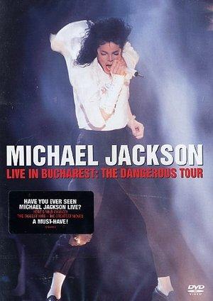 MICHAEL JACKSON LIVE IN BUCHAREST:THE DANGEROUS TOUR DVD (DVD)