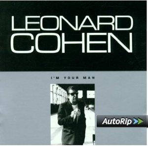 LEONARD COHEN - I'M YOUR MAN (CD)