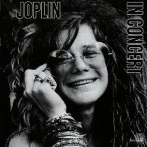 JANIS JOPLIN - IN CONCERT (CD)