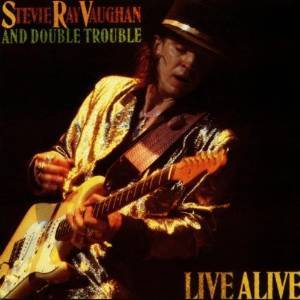 STEVIE RAY VAUGHAN - LIVE ALIVE / STEVIE RAY VAUGHAN AND DOUB (CD)