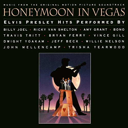 HONEYMOON IN VEGAS (CD)
