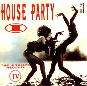 HOUSE PARTY I - THE ULTIMATE MEGAMIX (CD)