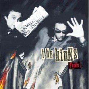 KINKS - PHOBIA KINKS (CD)