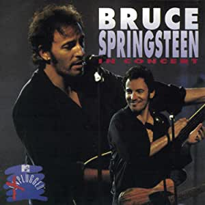 BRUCE SPRINGSTEEN - IN CONCERT MTV UNPLUGGED (CD)