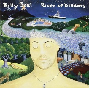 BILLY JOEL - RIVER OF DREAMS (CD)