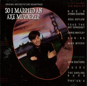 SO I MARRIED AN AXE MURDERER (CD)