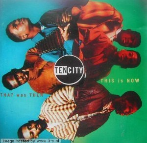 TEN CITY - THE WAS THEN, THIS IS NOW (CD)