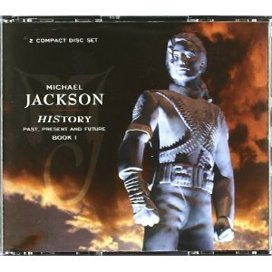 MICHAEL JACKSON - HISTORY -2CD (CD)