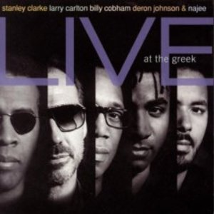 LIVE AT THE GREEK / STANLEY CLARKE (CD)