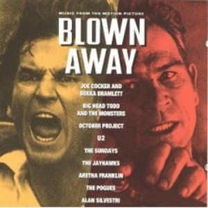BLOWN AWAY (CD)