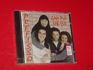 PREFISSO - CHI PIU' NE HA... (CD)