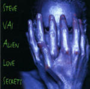 STEVE VAI - ALIEN LOVE SECRETS (CD)