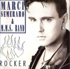 ROCKER -MARCI SEMERARO (CD)