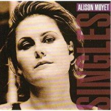 ALISON MOYET - SINGLES (MC)