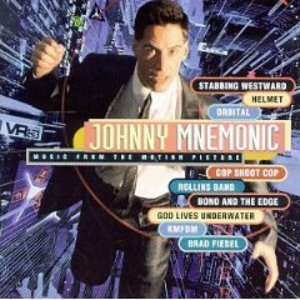 JOHNNY MNEMONIC (CD)
