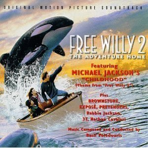 FREE WILLY 2 THE ADVENTURE HOME (CD)