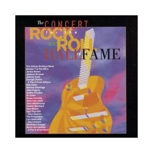 THE CONCERT FOR THE ROCK AND ROLL HALL -2CD (CD)