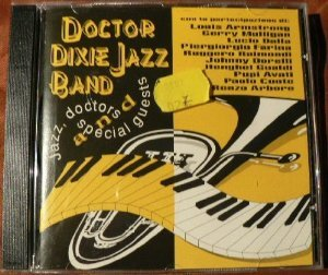DR.DIXIE JAZZ BAND (CD)