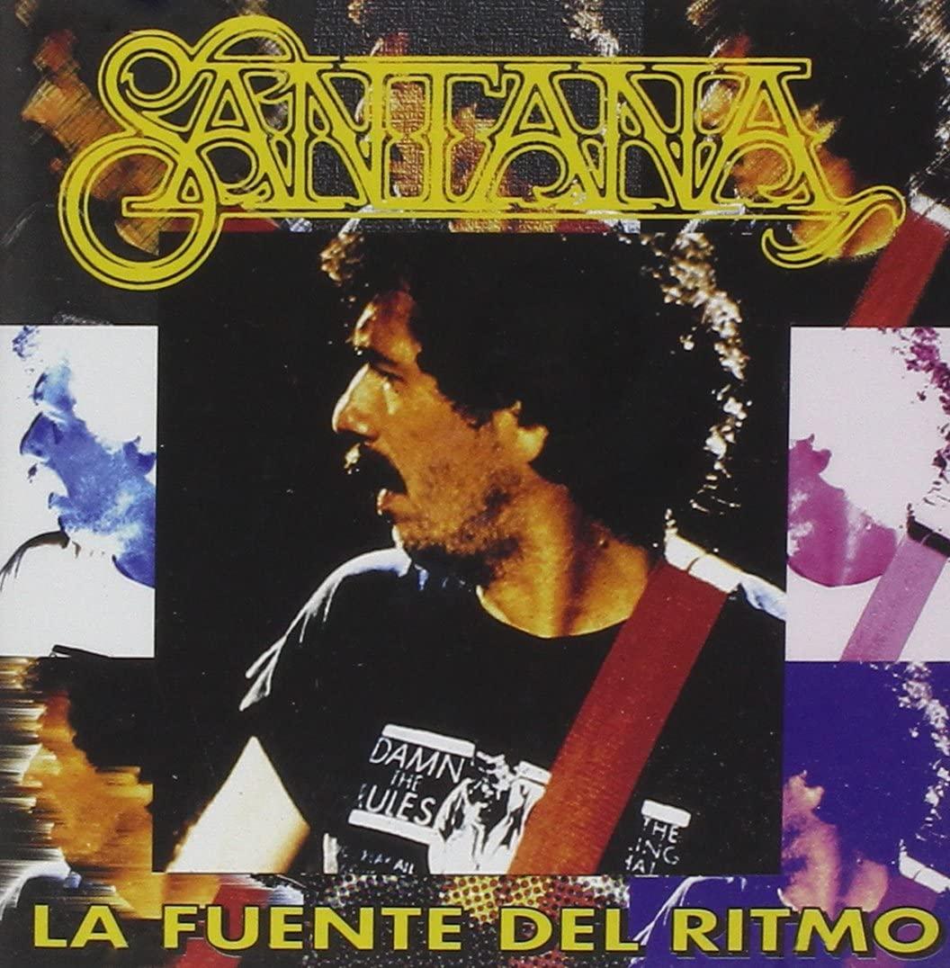 SANTANA - LA FUENTE DEL RITMO (CD)