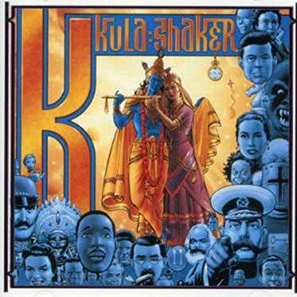 KULA SHAKER - K (CD)