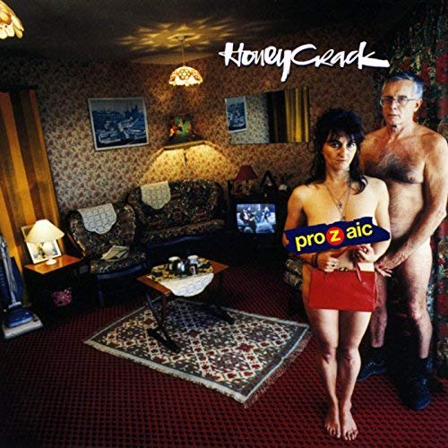 HONEYCRACK - PROZAIC (CD)