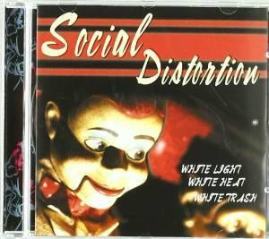 SOCIAL DISTORTION - WHITE LIGHT WHITE HEAT WHITE TRASH (CD)