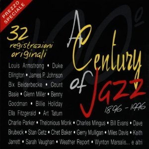 A CENTURY OF JAZZ -2CD (CD)
