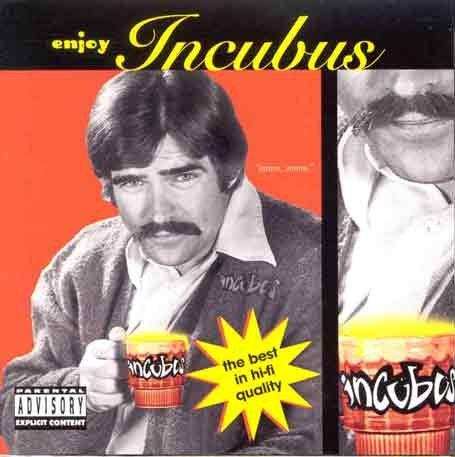 INCUBUS - ENJOY INCUBUS (CD)