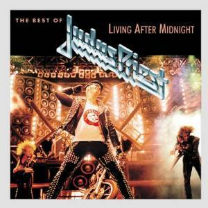 JUDAS PRIEST - THE BEST OF LIVING AFTER MIDNIGHT (CD)