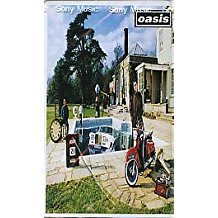OASIS - BE HERE NOW (MC)
